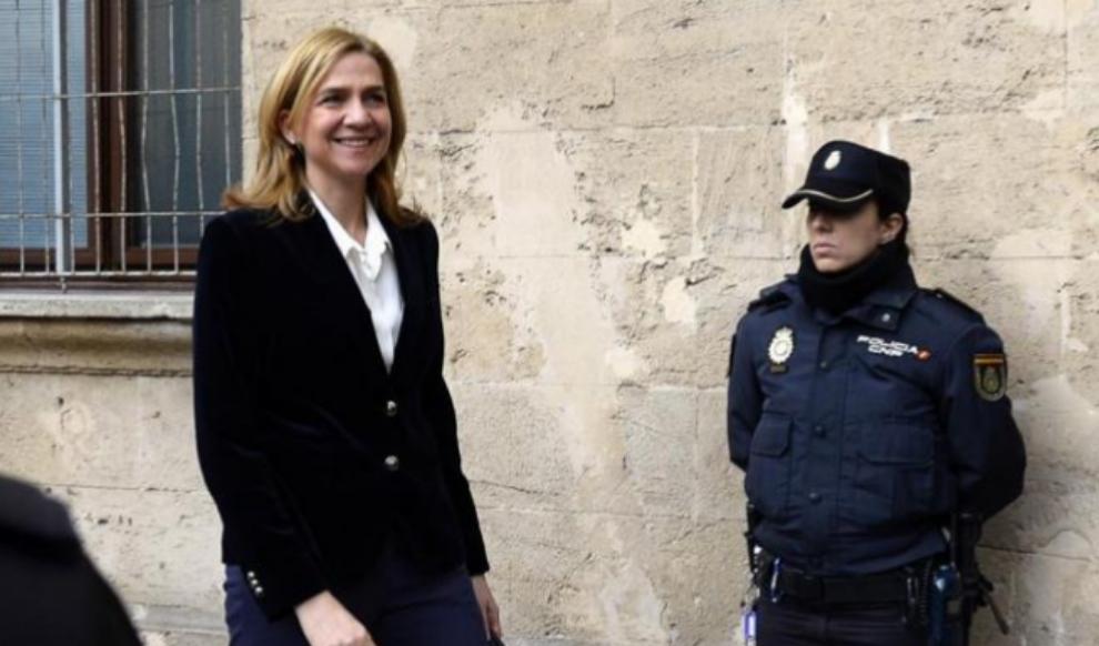 CRISTINA DE BORBÓN. La hermana del Rey será procesada como presunta...