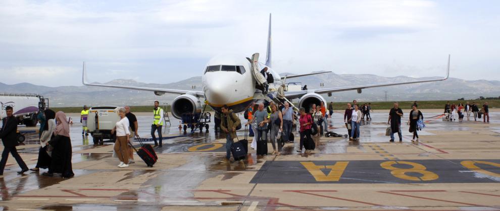 El bus del aeropuerto de castell n har escala en - El tiempo en torreblanca castellon ...