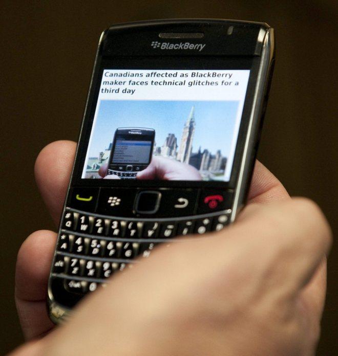 como hackear un telefono blackberry
