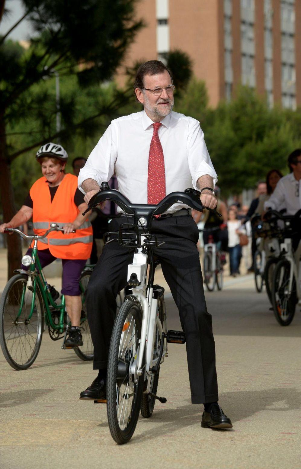 """Mariano Rajoy: """"No se puede ser un optimista absurdo, pero tampoco se..."""