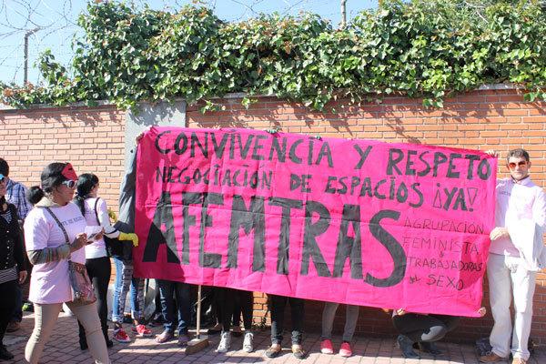 sindicatos de prostitutas prostitutas en marconi