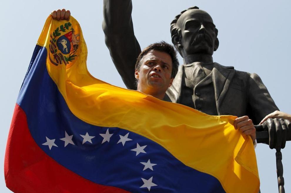 El opositor venezolano Leopoldo López comparte en Twitter su