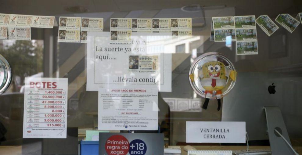 La Primitiva deja más de 100 millones de euros en Barcelona, récord en el sorteo