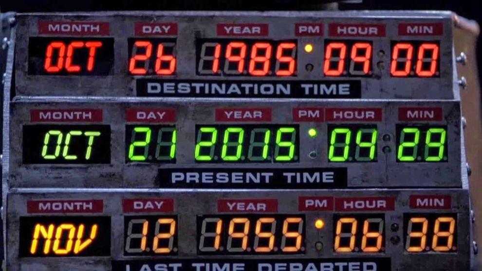 ¡Fanáticos celebran el Back to the Future Day!