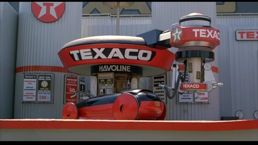 No se han hecho realidad: las gasolineras robot. Un autómata con...