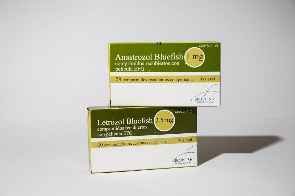 ANASTRAZOL / LETROZOL: Se trata de dos compuestos antineoplásicos...
