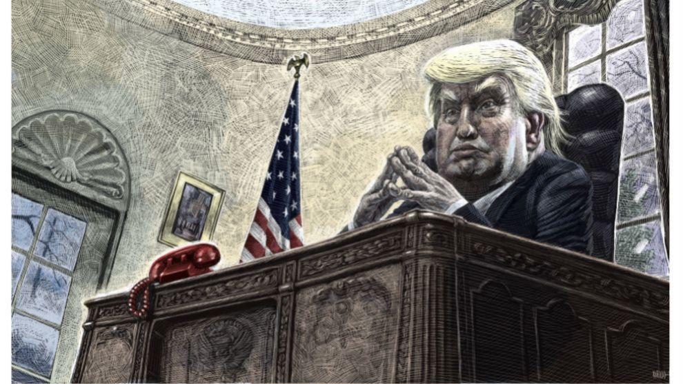 Cómo sería Estados Unidos con Donald Trump de presidente
