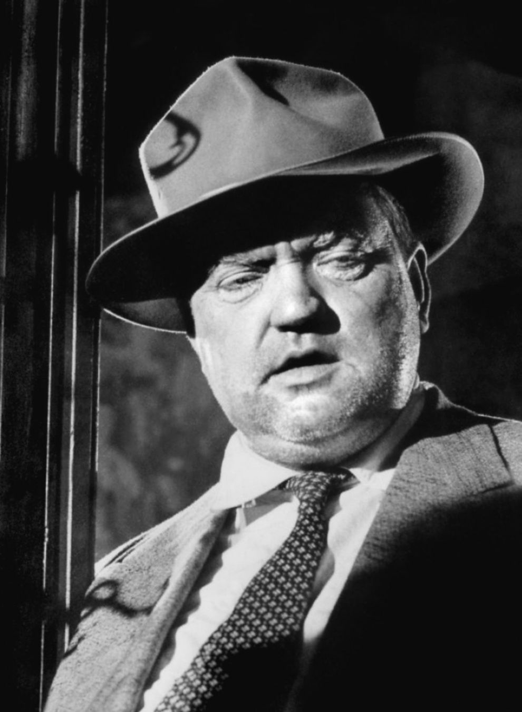 Hank Quinlan, Orson Welles en 'Sed de Mal' (1958). Quinlan (Orson...