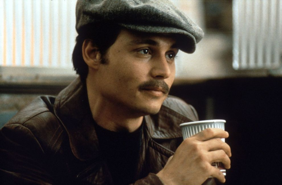 Joe Pistone, Johnny Depp en 'Donnie Brasco' (1997). Brasco es un...