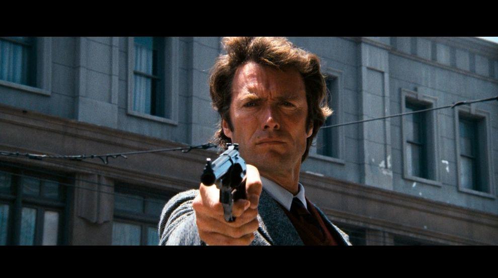 Harry Callahan, Clint Eastwood en 'Harry el sucio' (1971). Clint...