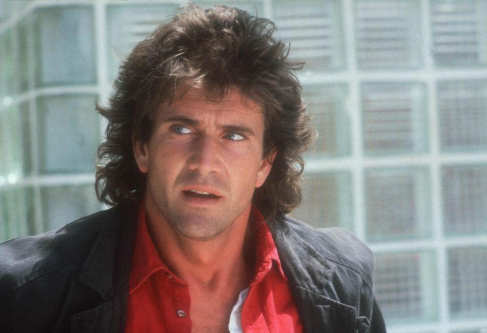Martin Riggs, Mel Gibson en 'Arma letal' (1987). Riggs es un poli con...