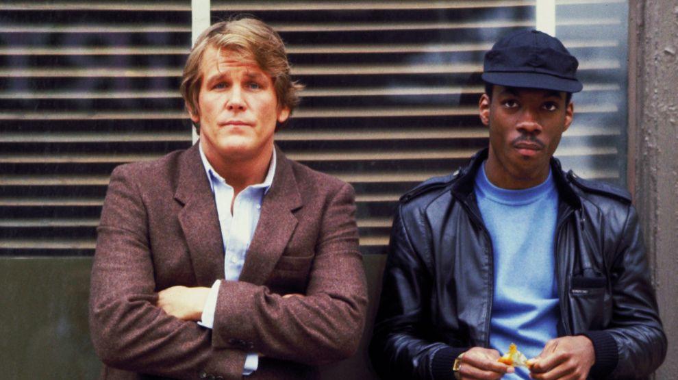 Jack Cates, Nick Nolte en 'Límite 48 horas' (1982). El borde de otra...