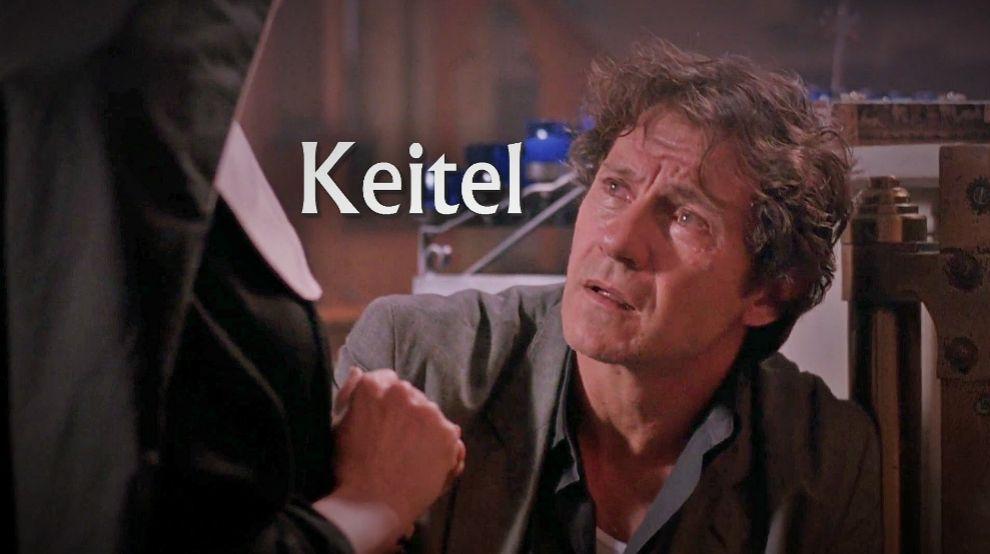 Teniente, Harvey Keitel en 'Teniente corrupto' (1992). Agobiado por...