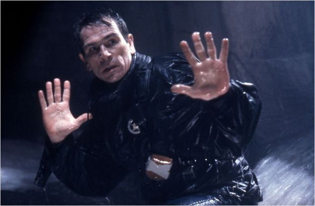 Samuel Gerald, Tommy Lee Jones en 'El fugitivo' (1993). Supongo que se...