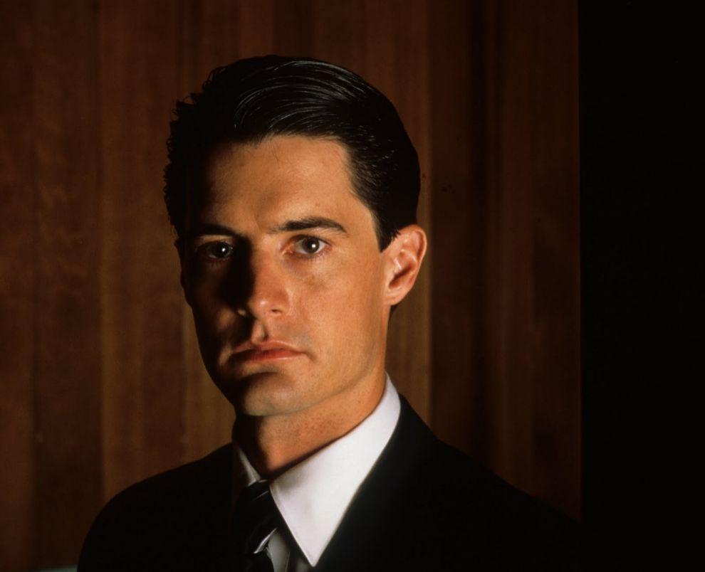 Dale Cooper, Kyle MacLachlan en 'Twin Peaks' (1990). Este peculiar...