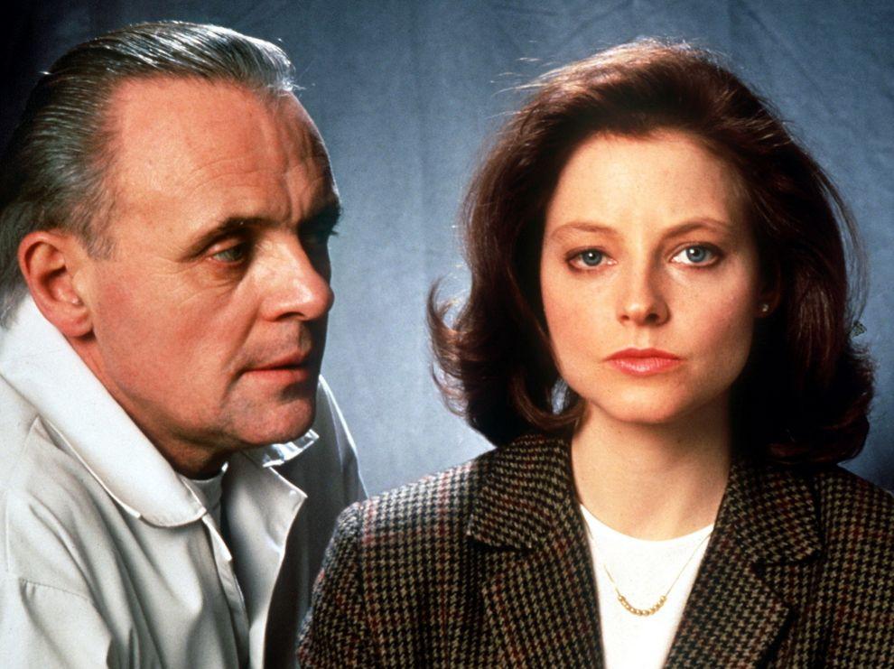 Clarice Sterling, Jodie Foster en 'El silencio de los corderos'...