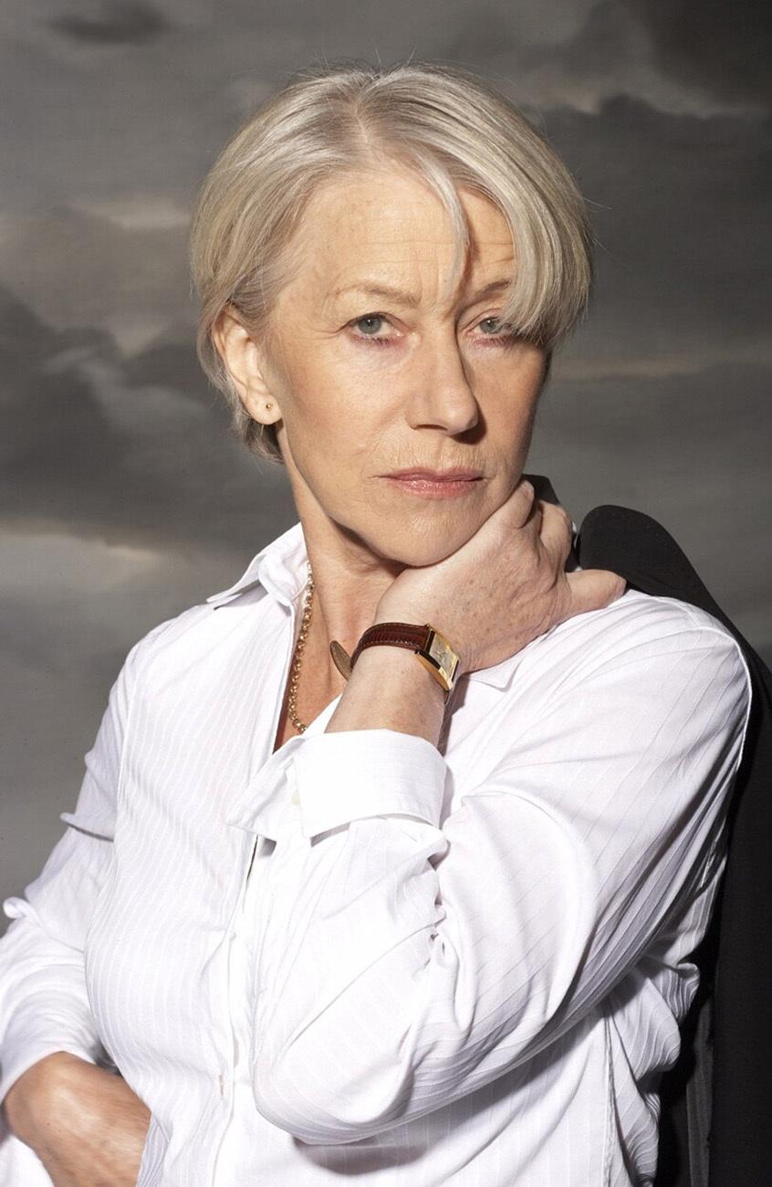 Jane Tennison, Helen Mirren en 'Prime suspect' (1991). Mujeres al...