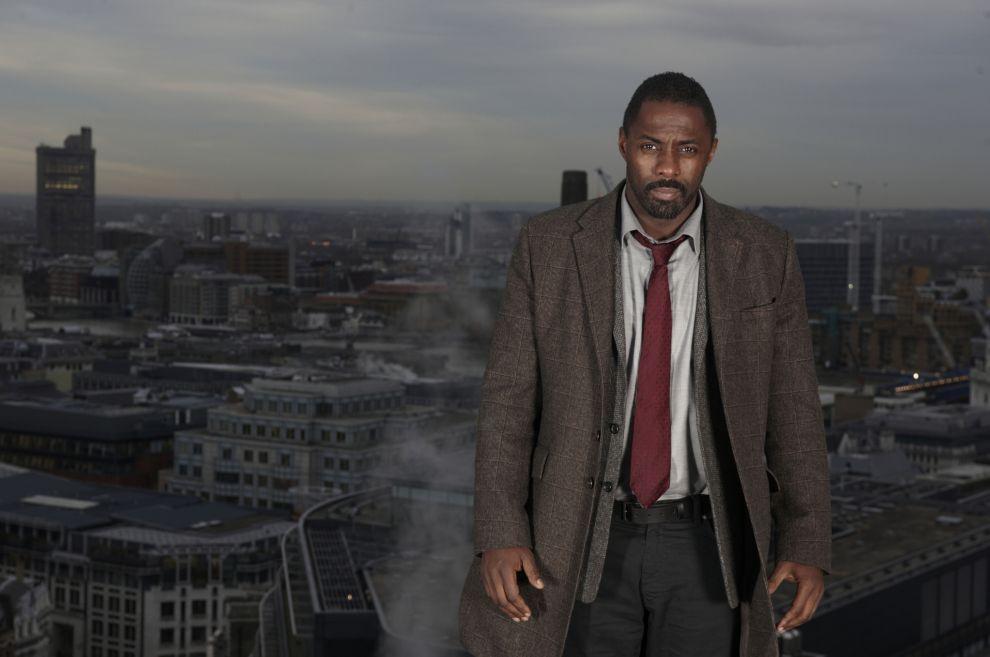 John Luther, Idris Elba en 'Luther' (2010). Idris Elba es inteligente,...