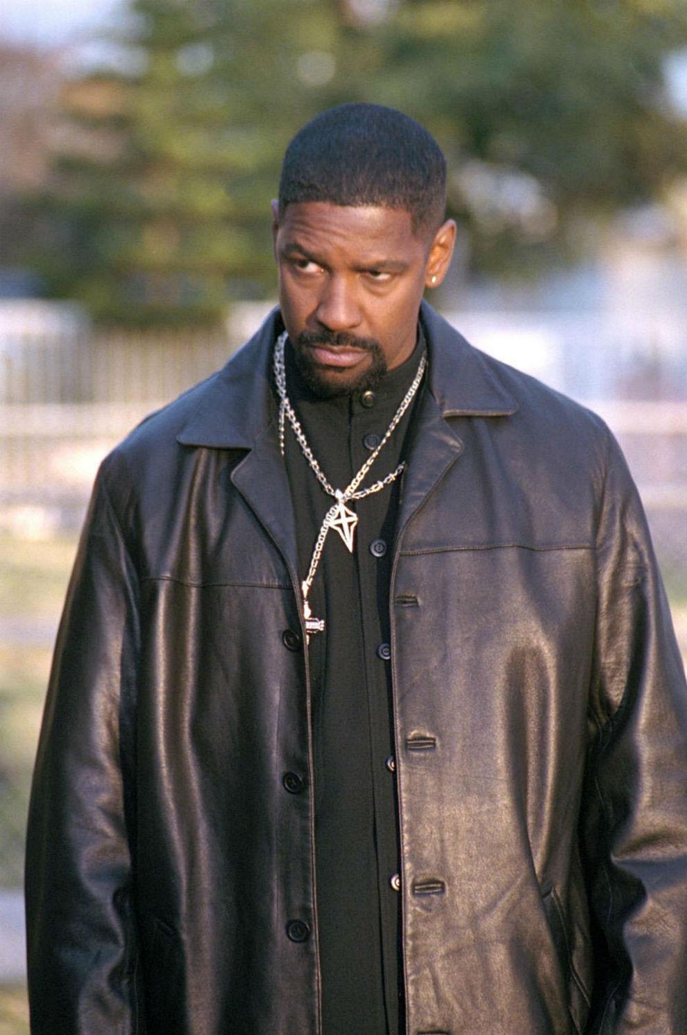 Alonzo Harris, Denzel Washington en 'Training Day' (2001). Este...