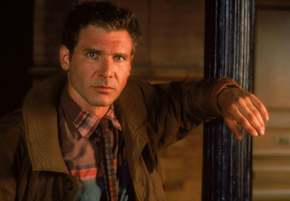 Rick Deckard, Harrison Ford en 'Blade Runner' (1982). Este silencioso...