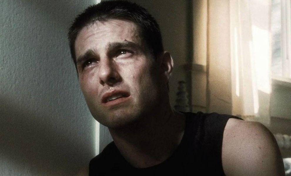 John Anderton, Tom Cruise en 'Minority Report' (2002). El poli...