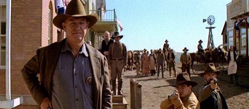 Little Bill Daggett, Gene Hakcman en 'Sin perdón' (1992). Parece...