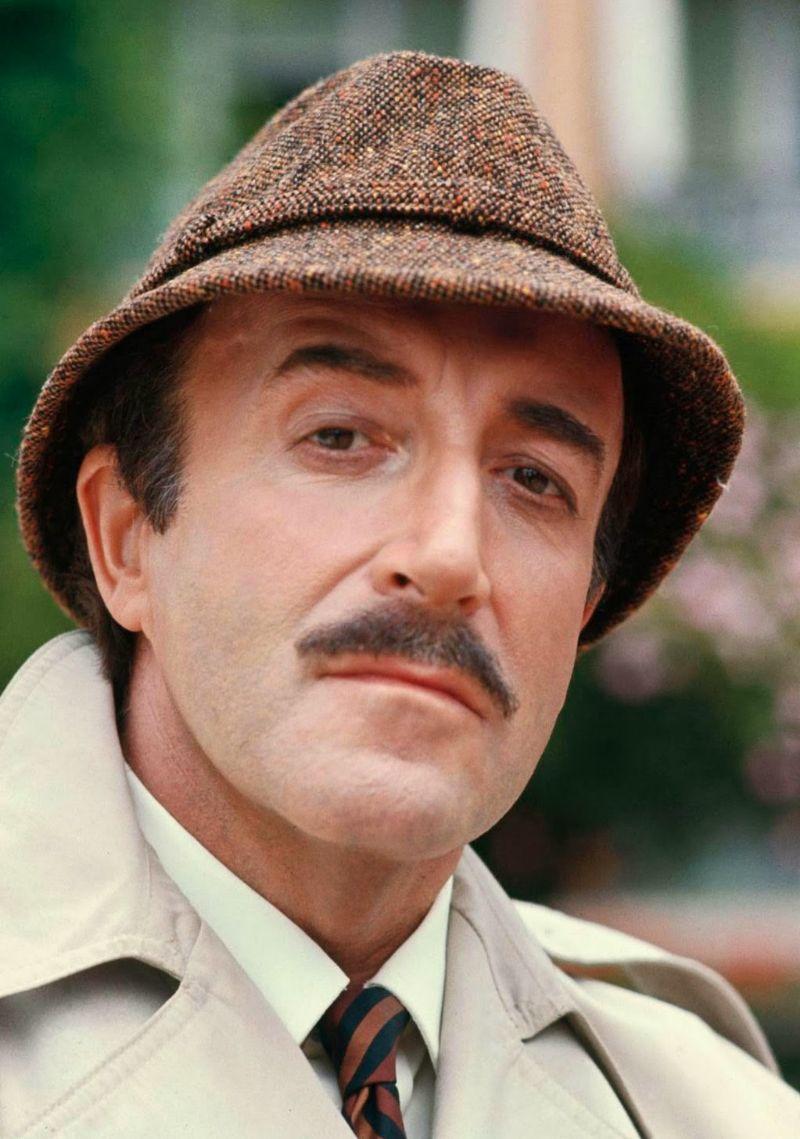 Inspector Clouseau, Peter Sellers en 'La pantera rosa' (1963). Todos...