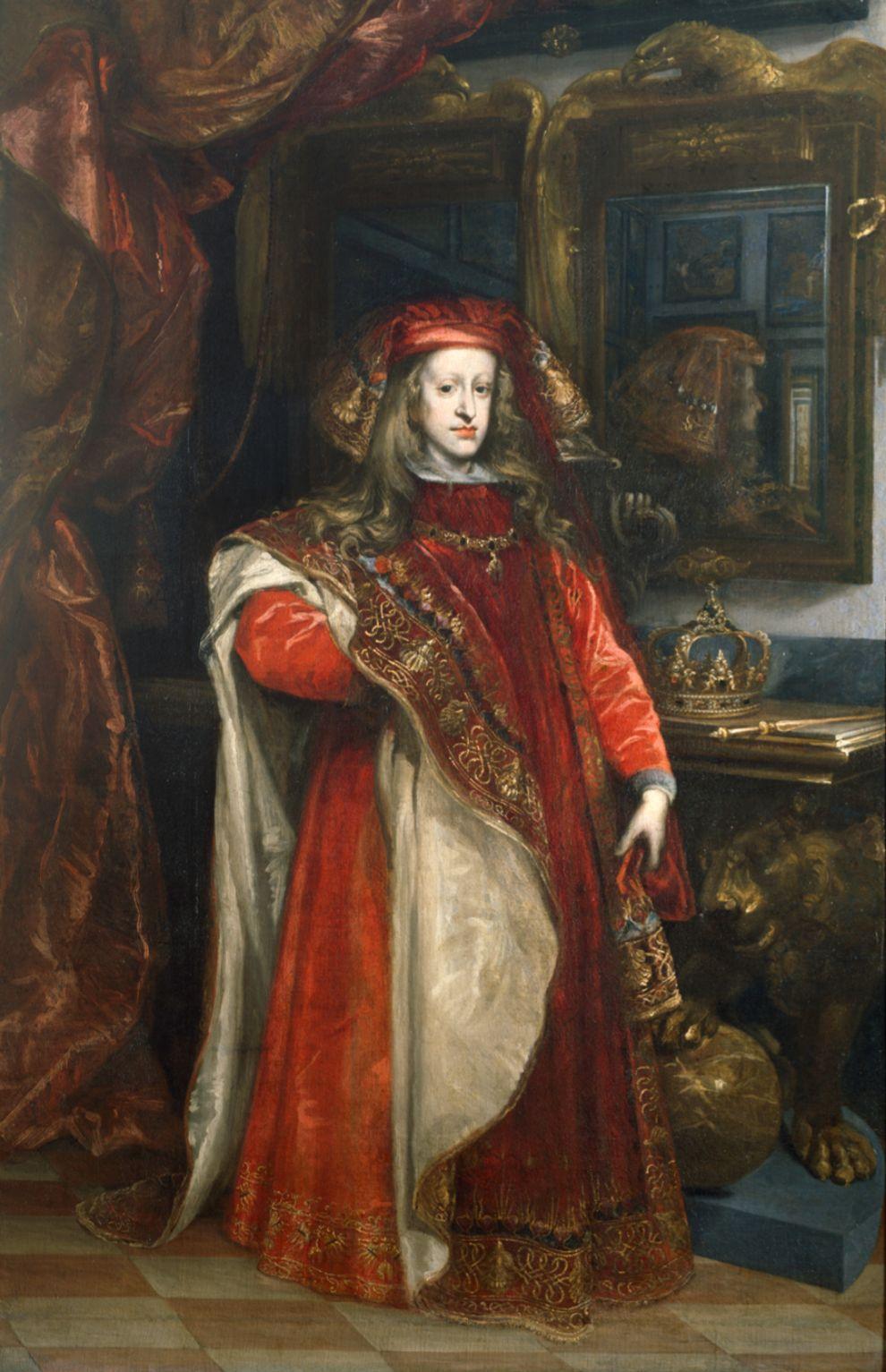 Carlos II, ni hechizado ni tan decadente | La Aventura de la ...
