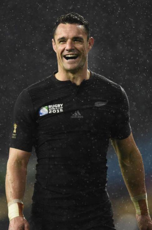 DAN CARTER: Jugador de Nueva Zelanda. Opta a su tercer galardón...