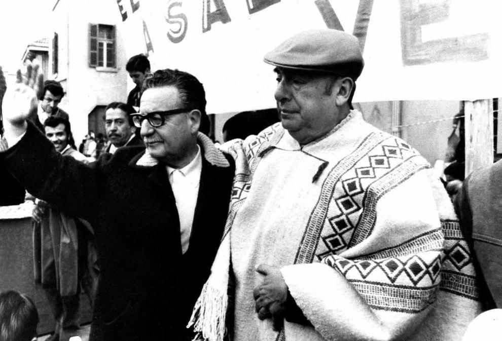 Allende, Neruda