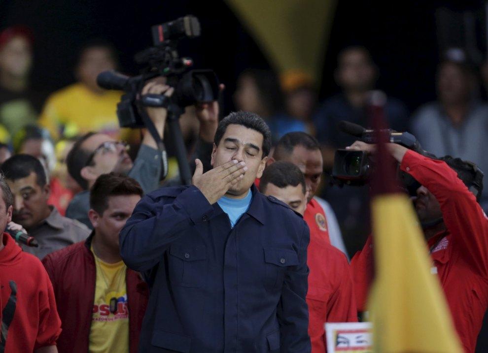 Campaña del miedo contra el voto de castigo en Venezuela