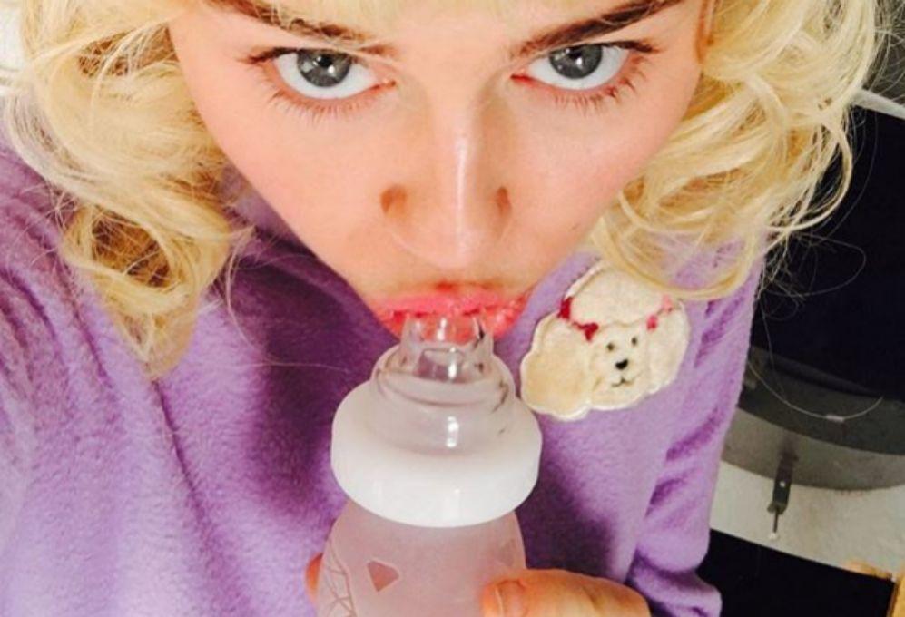 Miley cyrus la diva m s alocada del pop ha loc el - Sofia diva futura ...
