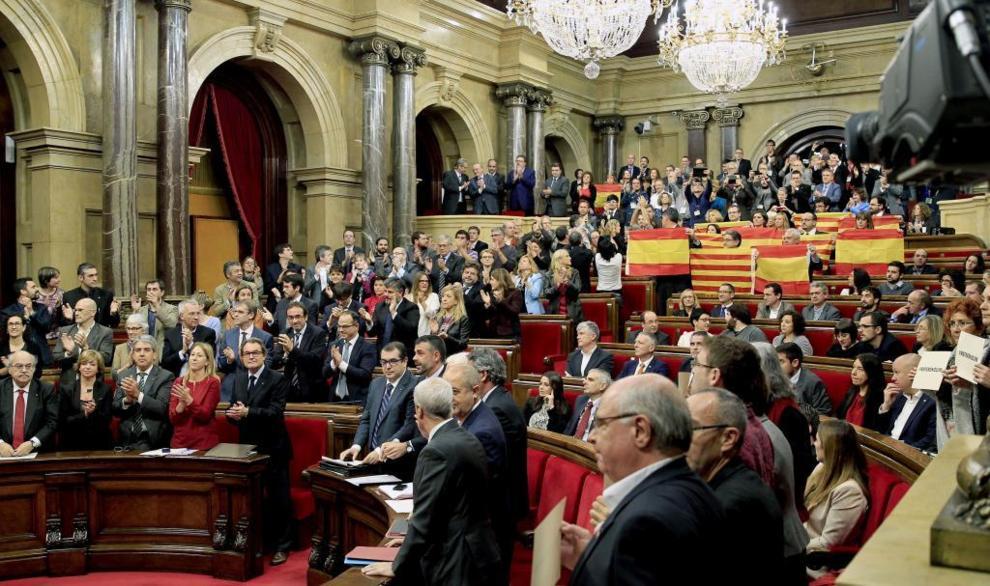 La Fiscalía pide a la Policía que le informe de cualquier delito que se cometa en Cataluña tras el 9-N