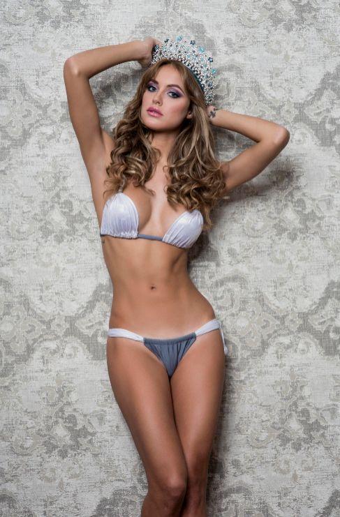 Raquel Bonilla será la candidata española a Miss Supranacional 2015...