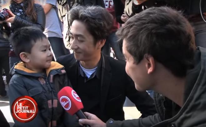 'Ellos son realmente malos papá'