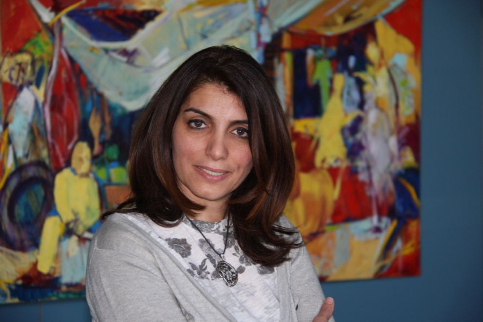 Lina Chawafha.