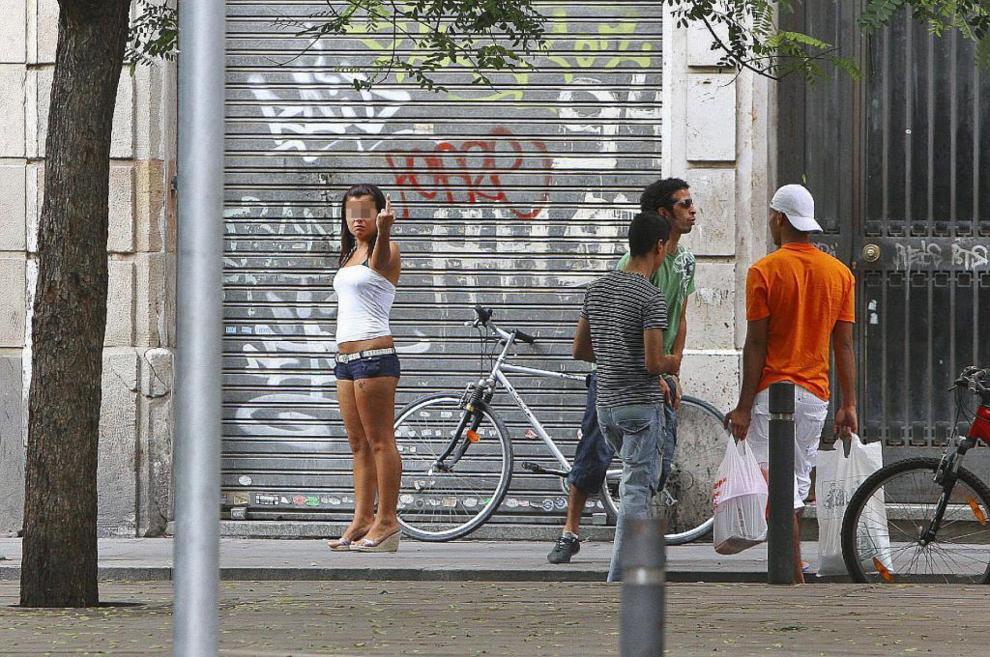 como dejar las prostitutas prostitutas callejeras madrid