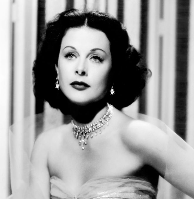 Hedy Lamarr Estrella De Hollywood Y Abuela Del Wifi Loc