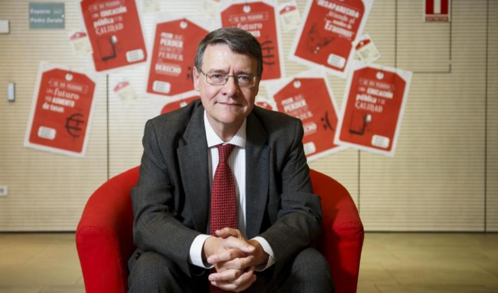 Jordi Sevilla, coordinador del programa económico del PSOE.