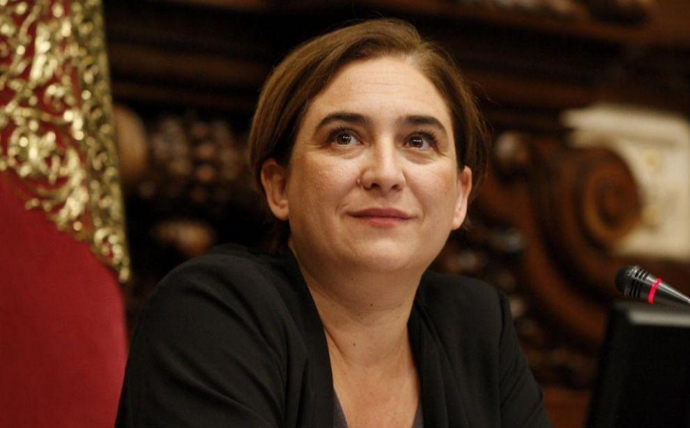 La alcaldesa de Barcelona, Ada Colau, en una imagen reciente.