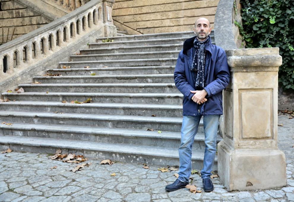 Gustavo Müller (54 años, vive en Palma), afectado por hepatitis C en...