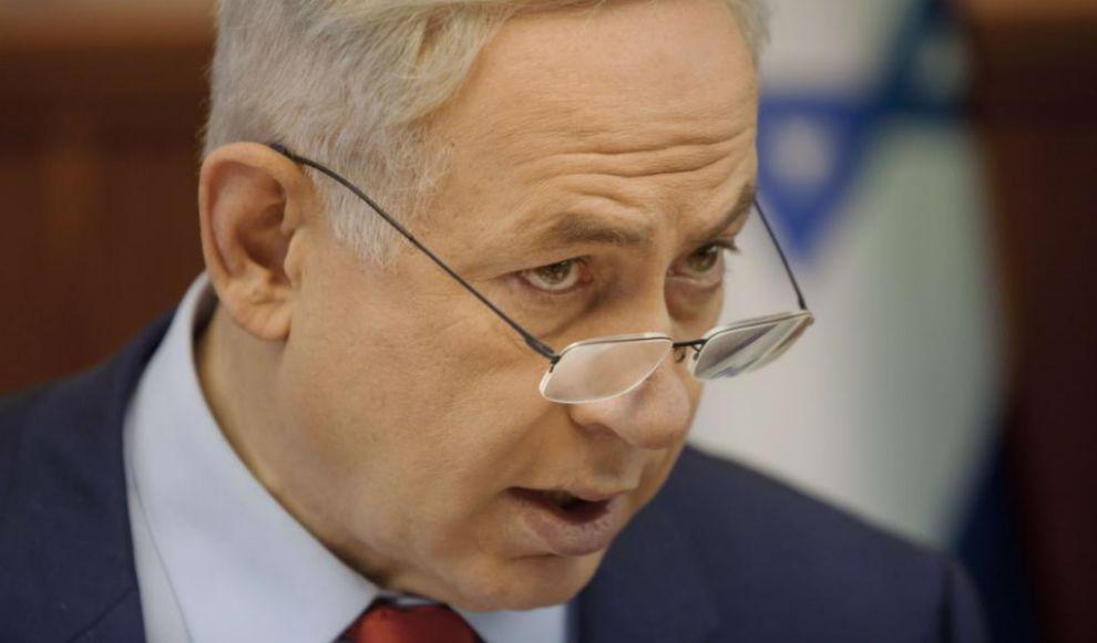 Benjamin Netanyahu, la pasada semana en Jerusalén.