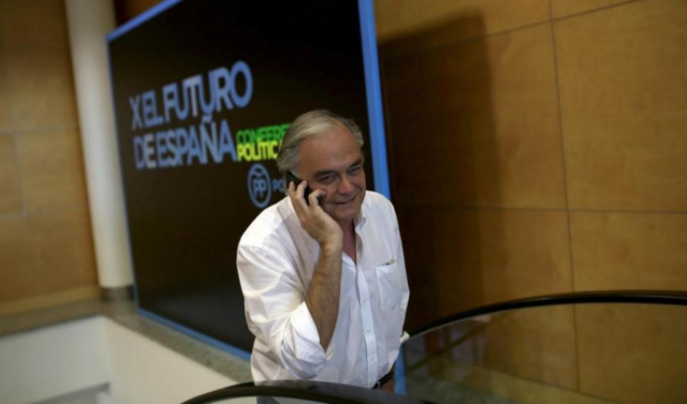 Esteban González Pons, eurodiputado del Partido Popular.
