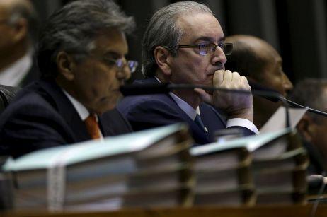 El presidente de la Cámara, Eduardo Cunha.
