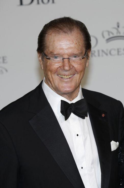 <strong>Roger Moore.</strong> ¿Una casa que perteneció a 007?...