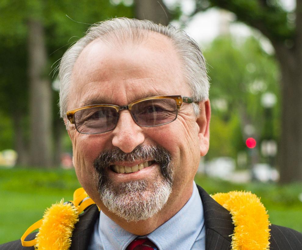 Uno de los más reputados oceanógrafos del mundo, David Karl.