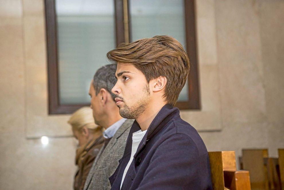 Siete años de cárcel para Luisito, Luis Rodríguez Toubes