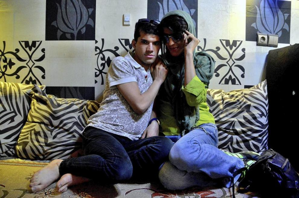 Homisexuality in iran