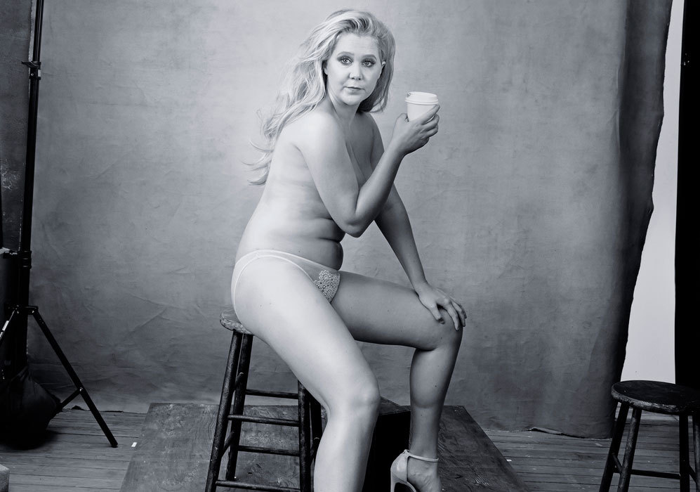 Amy Schumer es conocida por ser una actriz que emplea un lenguaje...