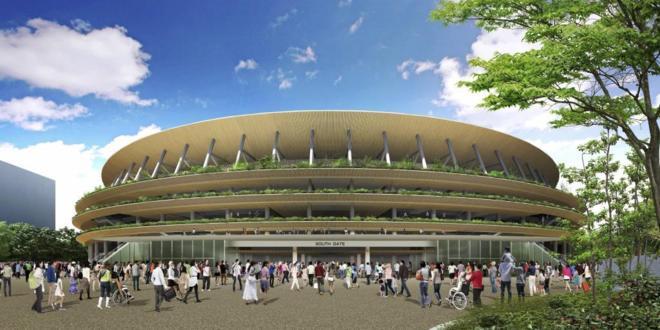 Tokio 2020 Se Ahorra 765 Millones En Su Estadio Olimpico Deportes